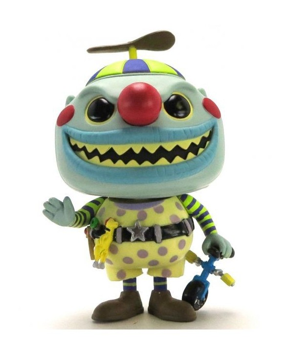 """Figurine Pop L'Étrange Noël de monsieur Jack """"le Clown"""""""
