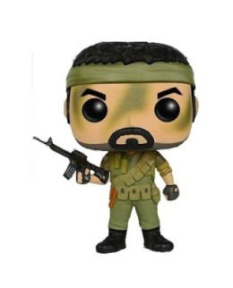 Figurine Funko Pop MSGT. Frank Woods - Call Of Duty N°69