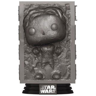 Figurine Funko Pop Han Solo dans la Carbonite - Star Wars N°364