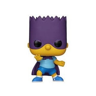 Figurine Funko Pop Bartman - The Simpsons N°503