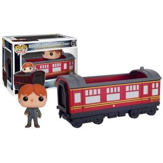 Figurine POP Ron Hogwarts Express
