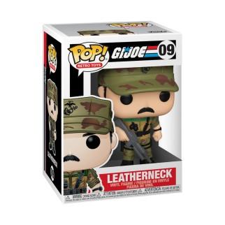 Figurine Funko Pop Leatherneck - G.I Joe N°09