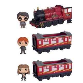 Figurine POP Hermione Hogwarts Express