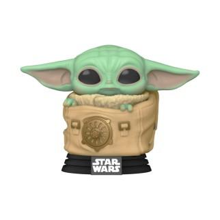 Figurine Funko Pop The Child dans un sac - Star Wars - Mandalorian N°405