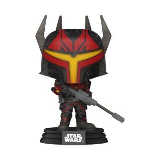 Figurine Funko Pop Gar Saxon - Star Wars N°411