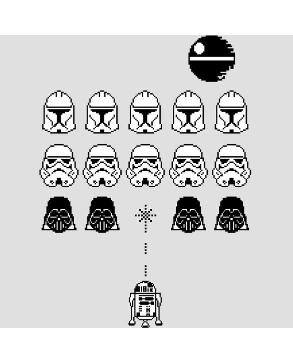 "T-Shirt ""Space Wars"""