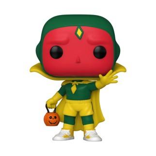 Figurine Funko Pop Vision Halloween - WandaVision N°716