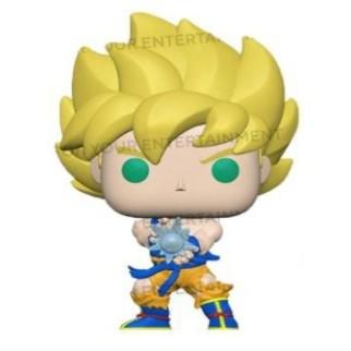 Figurine Funko Pop San Goku Super Saiyan Kamehameha  - Dragon Ball Z