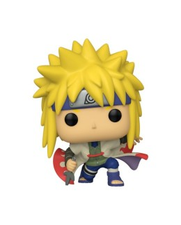 Figurine Funko Pop Minato Namikaze - Naruto