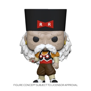 Figurine Funko Pop Docteur Géro - Dragon Ball Z