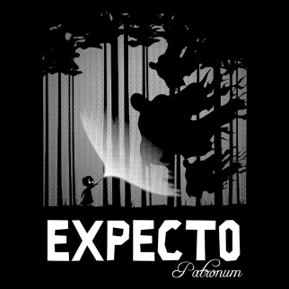 "T-Shirt ""Expecto"""