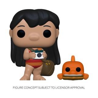 Figurine Funko Pop Lilo et Pudge - Lilo & Stitch