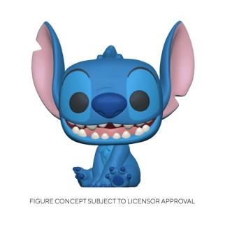 Figurine Funko Pop XXL Stitch 25 cm - Lilo & Stitch