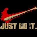 "T-Shirt ""Lucille Just Do It"""