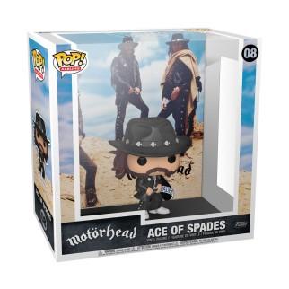 Figurine Funko Pop Album Motörhead - Ace Of Spades N°08