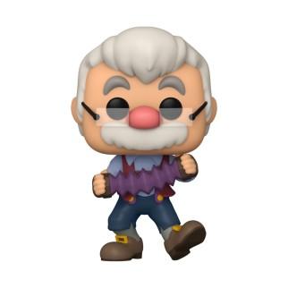 Figurine Funko Pop Geppetto avec un accordéon - Pinocchio N°1028
