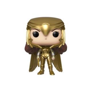 Figurine Funko Pop Wonder Woman Gold Power Pose - Wonder Woman 1984 N°323