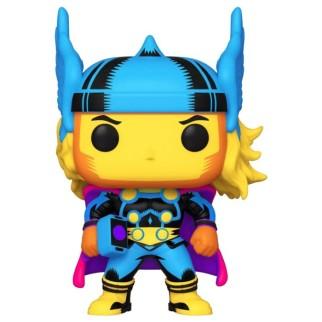 Figurine Funko Pop Thor - Black Light Marvel N°650