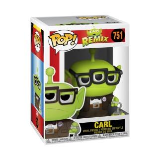 Figurine Funko Pop Carl - Pixar Alien Remix N°751