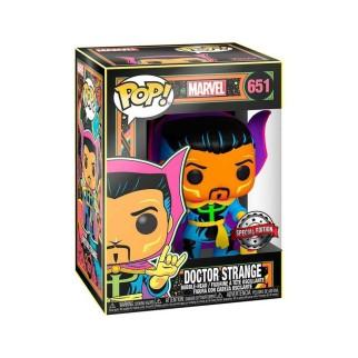 Figurine Funko Pop Dr Strange - Black Light Marvel N°651