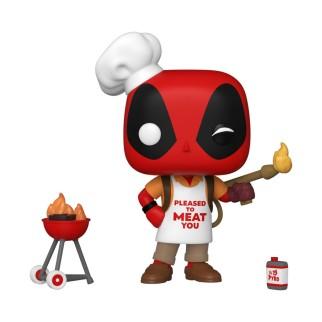 Figurine Funko Pop Deadpool Barbecue N°774