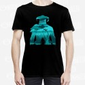 "T-Shirt ""Dragon Warrior"""