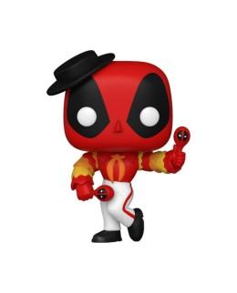 Figurine Funko Pop Deadpool Flamenco - 30 ans de Deadpool N°778