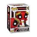 Figurine Funko Pop Deadpool Rome - 30 ans de Deadpool N°779