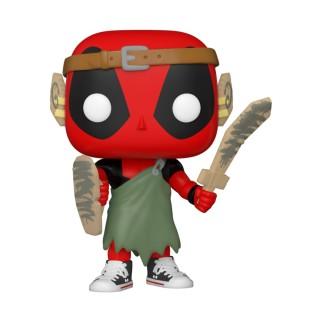 Figurine Funko Pop Deadpool LARP - 30 ans de Deadpool N°780
