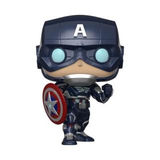 Figurine Funko Pop Captain America - Avengers N°627