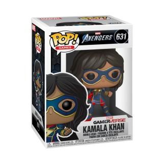 Figurine Funko Pop Kamala Khan - Avengers N°631