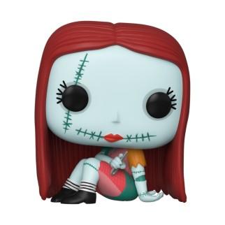 Figurine Funko Pop Sally Sewing - L'Étrange Noël de monsieur Jack N°806