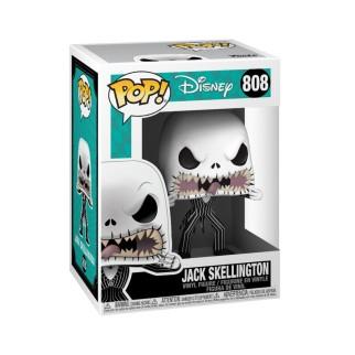 Figurine Funko Pop Jack (visage monstrueux) - L'Étrange Noël de monsieur Jack N°808