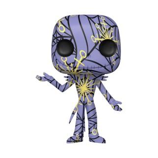 Figurine Funko Pop Jack (Spécial Artiste) Protection incluse ! - L'Étrange Noël de monsieur Jack