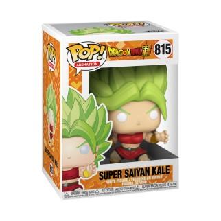 Figurine Funko Pop Super Saiyan Kale - Dragon Ball Super N°815
