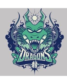 """T-Shirt """"Dragons"""""""