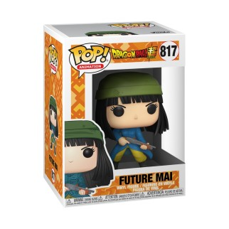 Figurine Funko Pop Future Mai - Dragon Ball Super N°817