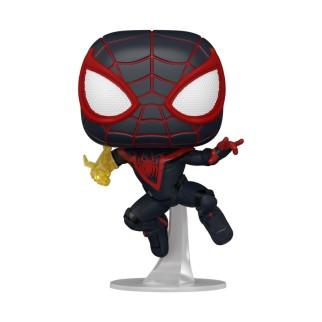 Figurine Funko Pop Miles Morales  - Spider-Man