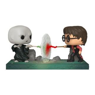 Figurine Funko Pop Harry VS Voldemort XL - Harry Potter N°119