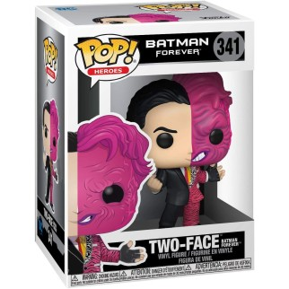 Figurine Funko Pop Double Face - Batman & Robin N°341