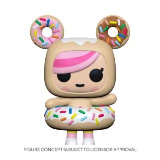 Figurine Funko Pop Donutella - Tokidoki