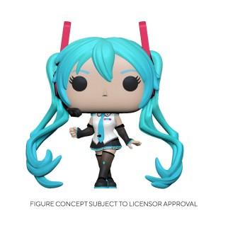Figurine Funko Pop Hatsune Miku V4X - Vocaloid