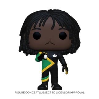 Figurine Funko Pop Sanka Coffie - Rasta Rockett