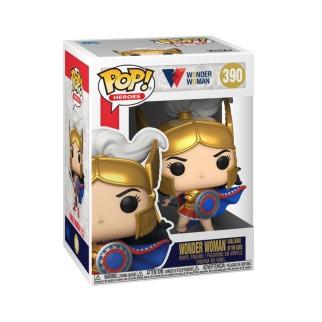 Figurine Funko Pop Wonder Woman Challenge of the Gold - 80ème anniversaire de Wonder Woman N°390