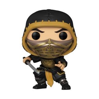 Figurine Funko Pop Scorpion - Mortal Kombat N°1055