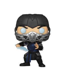 Figurine Funko Pop Sub-Zero - Mortal Kombat N°1057