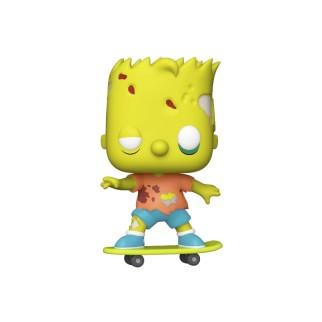 Figurine Funko Pop Bart Zombie - The Simpsons N°1027