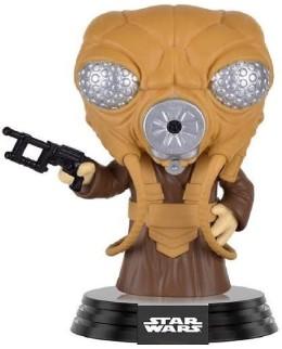 Figurine Funko Pop Zuckuss - Star Wars N°122