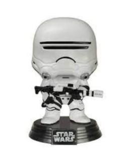 Figurine Funko Pop First Order Flametrooper - Star Wars N°68