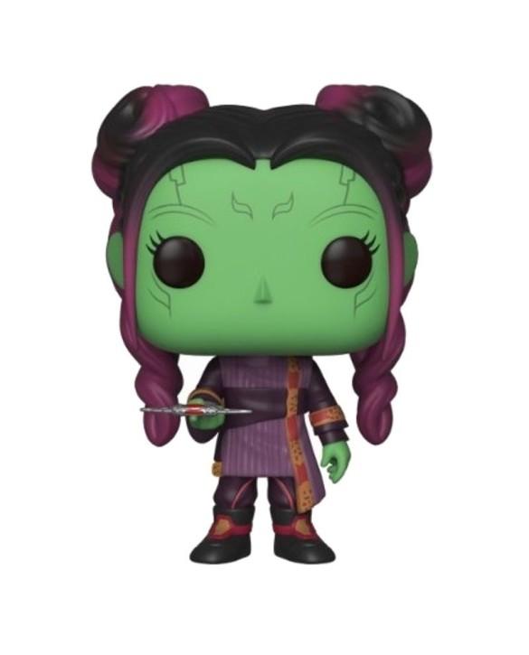 Figurine Funko Pop Young Gamora - Avengers Infinity War N°417